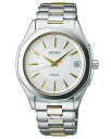 セイコードルチェアンドエクセリーヌ watch men clock solar electric wave SADZ099