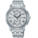 SEIKO pull Mie men watch chronograph SCJJ001