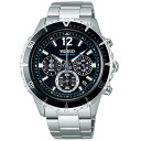 SEIKO wired watch men THE BLUE the blue chronograph AGAW427