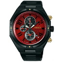1,000 SEIKO wired closing EXPLODE-limited model AGAV091 watch men zouk Oates chronographs-limited