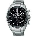 SEIKO Brights watch men self-winding watch クロノグラフコンフォテックスブラック SDGZ003