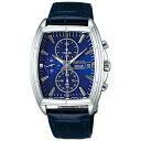 Seiko wired WIRED SEIKO solar watch men's chronograph new standard model AGAD056