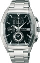 SEIKO wired watch men chronograph AGAV073