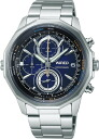 Seiko wired watches mens BLUE the blue SKY sky chronograph AGAW426