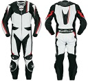Comb Tani AIR-BAG SUIT air bag suit white / black