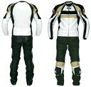 Comb Tani GRAND DAYTONA SUIT ground Daytona suit black / white