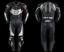 Hyodo: HYOD: HRS003,103 :HYOD RACING STD MINERVA HRS003,103 :BLACK/SILVER