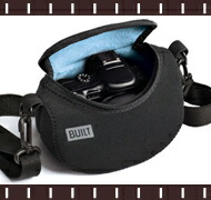 BUILT ソフトシェル カメラケース ラージ