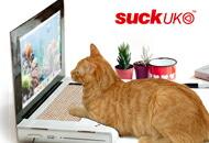 suck uk cat play house PC scratch pad