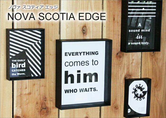 フォトフレームセット NOVA SCOTIA EDGE ノヴァスコティア エッジ