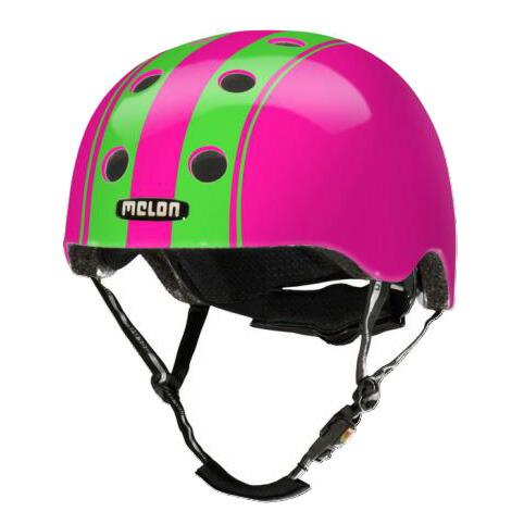 メロンヘルメット Double Green Pink ダブルグリーンピンク