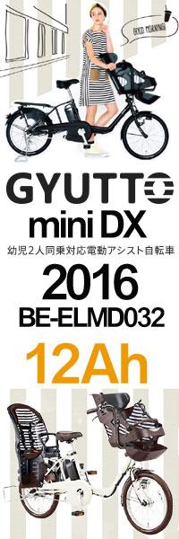 ギュットミニDX2016