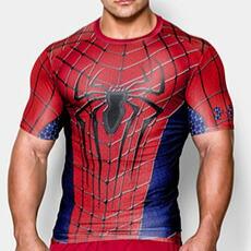 アンダーアーマー Tシャツ NEWスパイダーマン