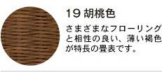 19 胡桃色