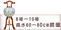 行灯:8号~10号