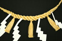 See permanent rope (shimenawa / rope finish): Kodo drum type (こどう type) ' 4 isometric size 1404 a018a