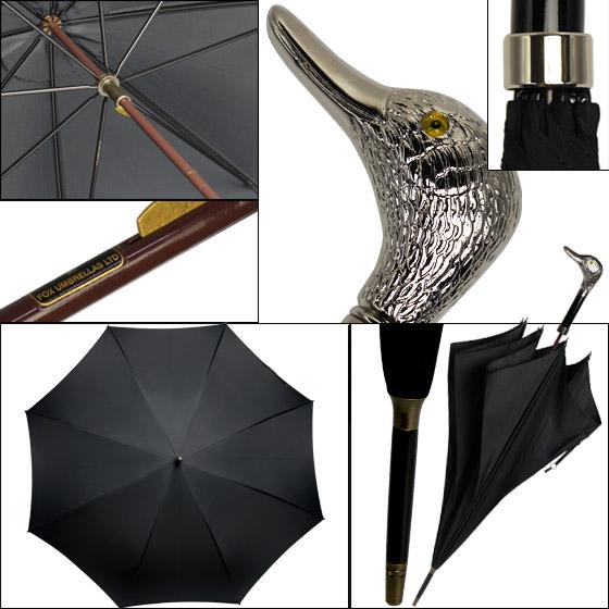 项目   gt29 镍完成动物头处理伞   颜色   (遮阳伞): 黑色   大小