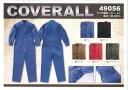 Crodalma tie 100% cotton clothing 4956 M / L / LL, 3 L, 4 L, 5 L Workwear (4956 kd)