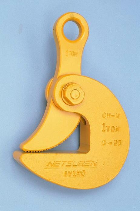 ネツレン カム付フック 1ton CH-N型 [A020124]