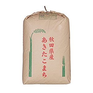 アイリスオーヤマ IRIS 玄米 秋田県産あきたこまち 30kg [D020201]