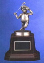 A trophy: Golf comics trophy (135mm in height) BT555