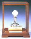 Trophy: trophy ゴルフホールインワン (height 240 mm) G2