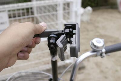 ... です:自転車グッズのキアーロ
