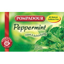 ★ ships the same day! ★ ダブルチェンバー-free decaffeinated authentic Germany Pompadour Peppermint tea (leaf)