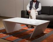 ハイグレード大型リビングテーブル
