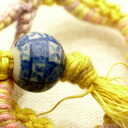 Bracelet of the new 100% natural hemp