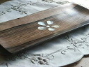 Acacia long tray accessories into the accessory to put Nice and Interior Accessories
