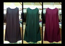I increase the black dresses for all three colors, accessories to three colors and set long necklace & Shin pull one piece