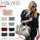 It is an extreme popularity item among celebrities! 9 <colors>2WAY editors bag / Lady's editors bag bag leather 2WAY shoulder handbag leather