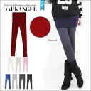 Width improving ♪ basic leggings / Lady's leggings spats ten minutes stretch DarkAngel/ dark angel stylish in abundant color variations