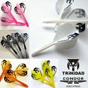 CONDOR - Professional Integrated Flights - TRiNiDAD LOGO (Standard Shape)