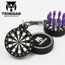 TRiNiDAD Tip Holder – Dartboard design