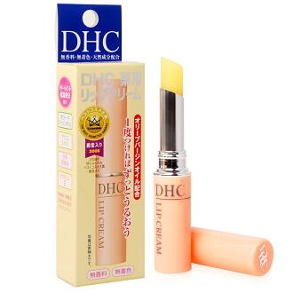 日本 DHC 橄欖護唇膏1.5g 護膚