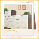 Chest white chest storage capacity 80 cm 6-stage (port) 120 cm in width, width 4-100 cm, width 4-stage 100 cm width 6 kids chest pun children's Dresser drawers chest for closet storage power outstanding ベビーダンス