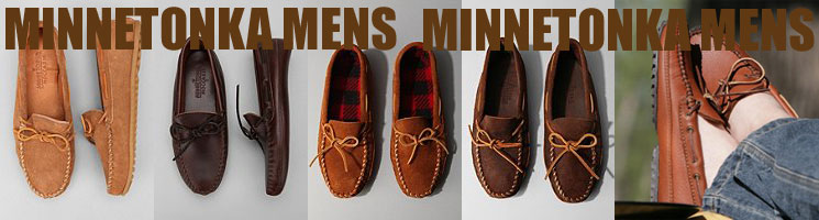 ★MINNETONKA MENS★
