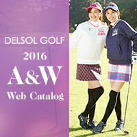 DELSOL GOLF 2016 Autumn&Winter