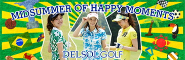 DELSOL GOLF VITAMIN COLOR STYLE