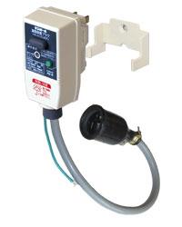 漏電保護プラグ PD-R テンパール