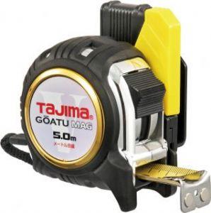 TAJIMA コンベックス 剛厚セフGロックマグ爪25 5.0m(メートル目盛) GASFGLM2550