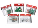 5 PC Kit set mini Christmas MKSET2