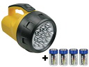 16LED power blowtorch