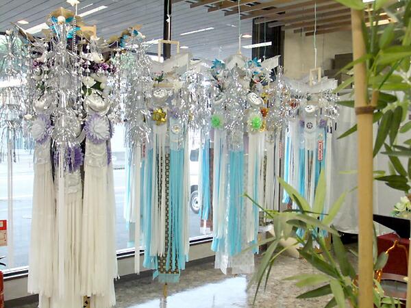 豪華絢爛 高知県型盆灯篭