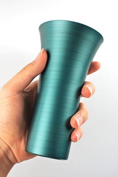 漆磨漆流し シングルカップ L