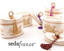SEDA FRANCE Seda France TWO WICK (candle wick to) TOCCA (tocca) and Milena's (ミレナーズ), DIPTYQUE (diptych) popular Luxury Scented candles!