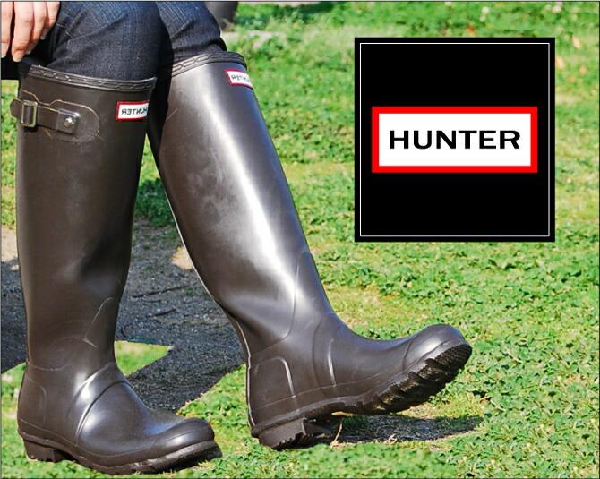 DEROQUE | Rakuten Global Market: Long rain boot rain boots Hunter ...