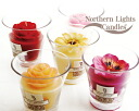 NORTHERN LIGHT CANDLES ( northern lights candles ) FLOWER VASE CANDLE flower flower candle candle aroma candle new candle candles Christmas (gift) is recommended.